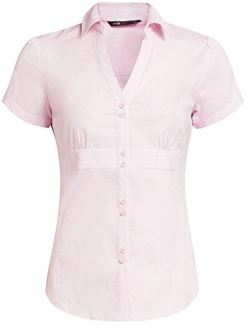Chemise rose femme Oodji