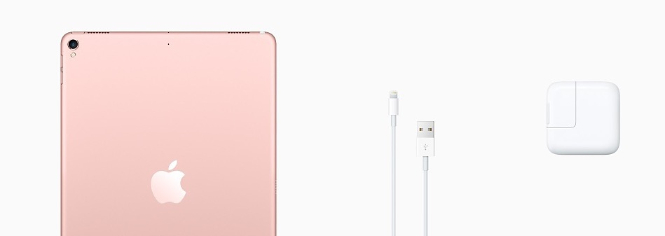 ipad pro rose cable