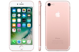 iphone rose 7 6s se
