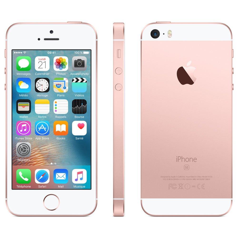 iphone rose se meilleur prix