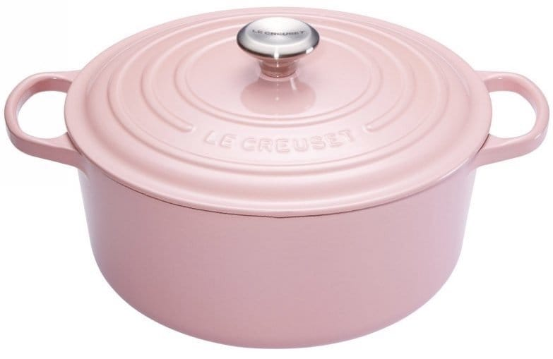 faitout rose le creuset