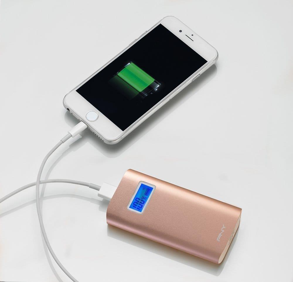 Batterie portable telephone PNY