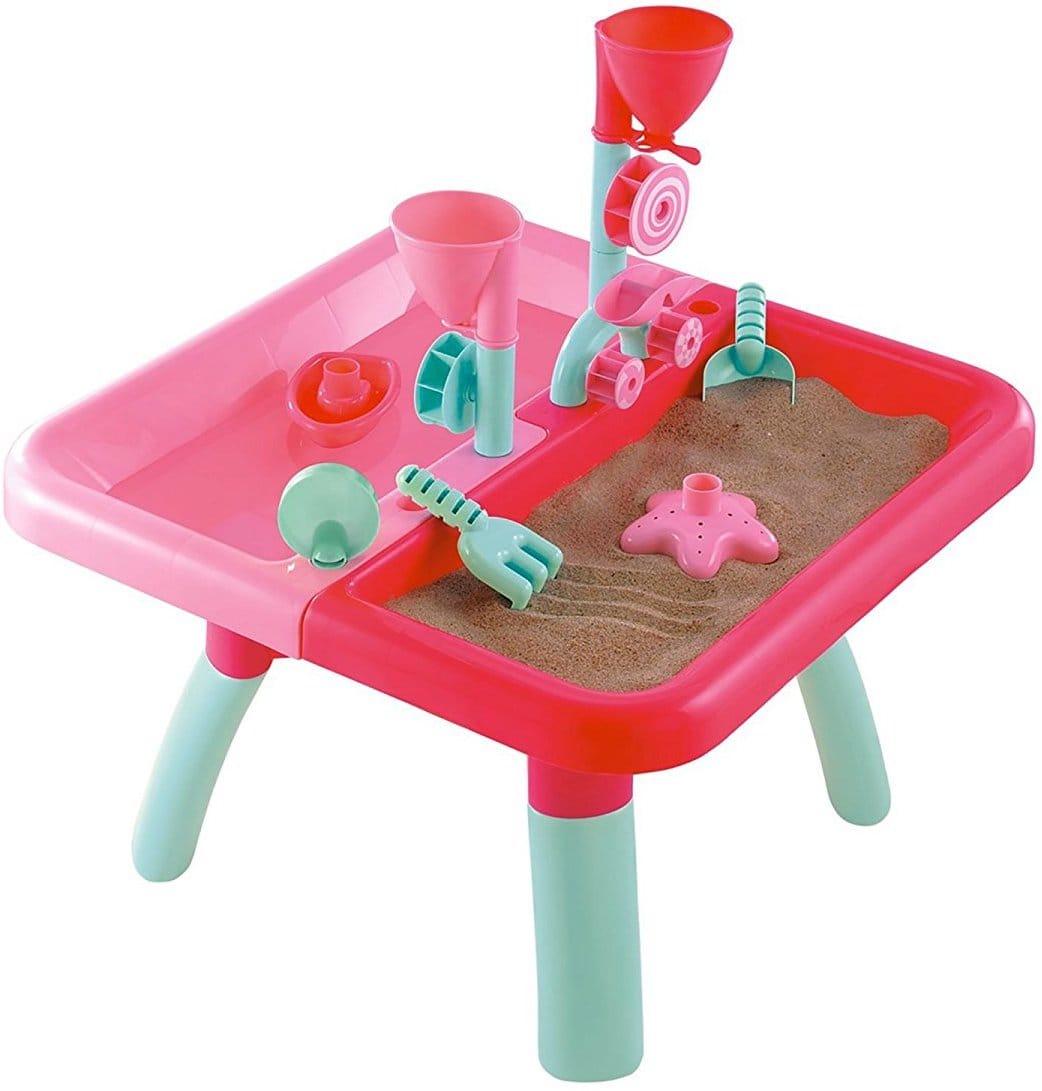 Table d'activités enfant bac a sable
