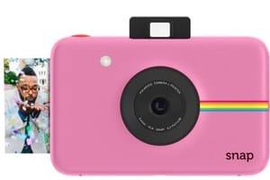 appareil photo rose polaroid