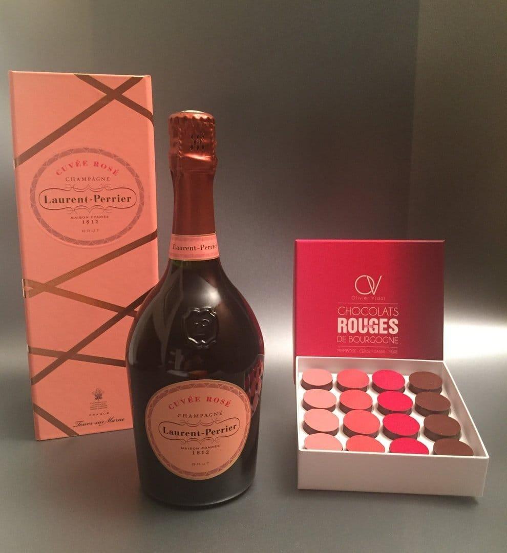 coffret champagne cadeau