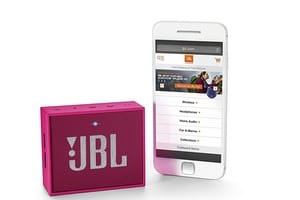 enceinte bluetooth JBL iPhone iPad ipod