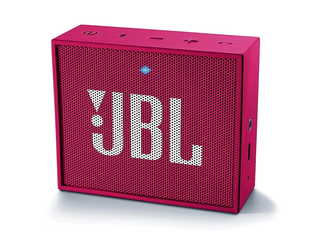 enceinte bluetooth rose JBL