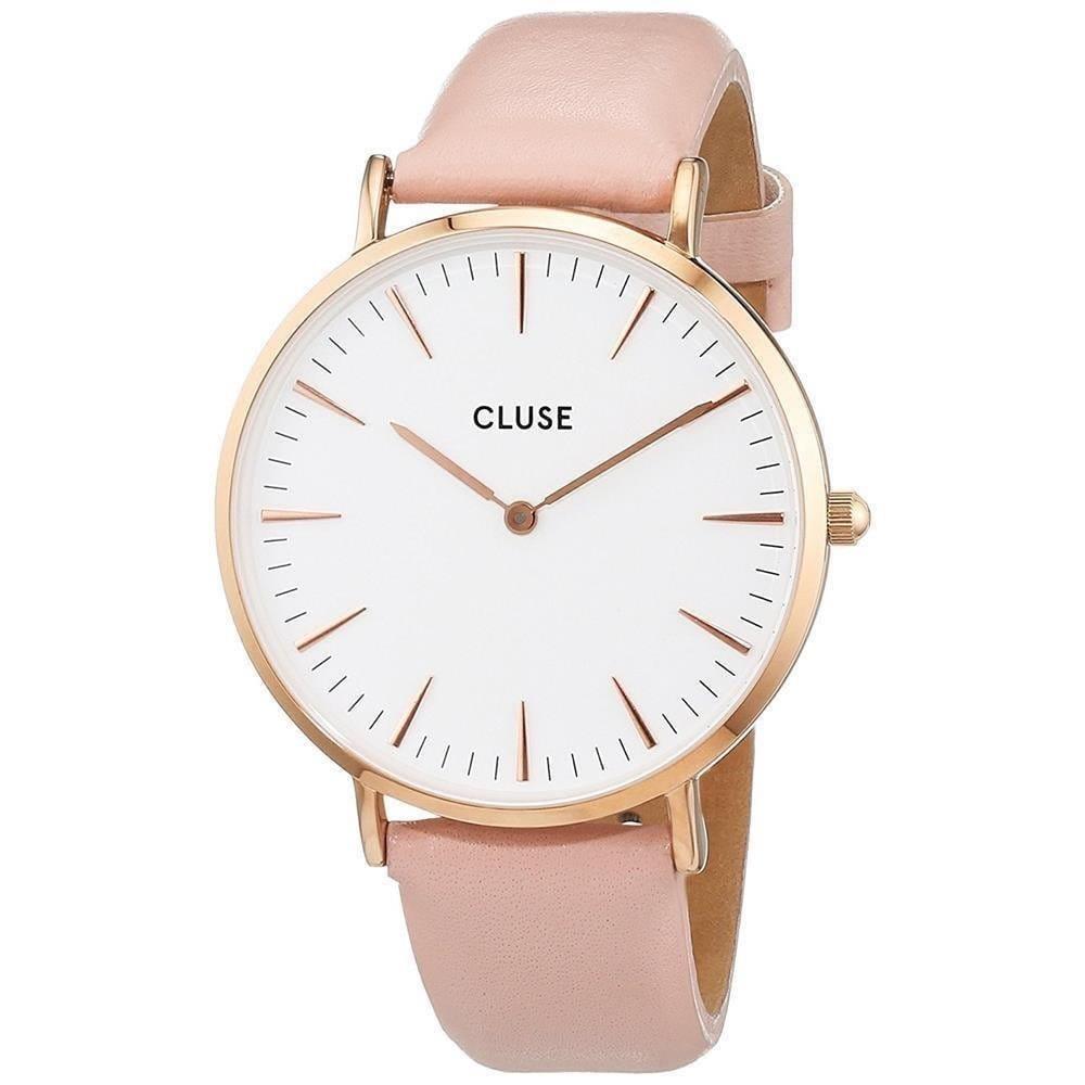 montre femme rose bracelet