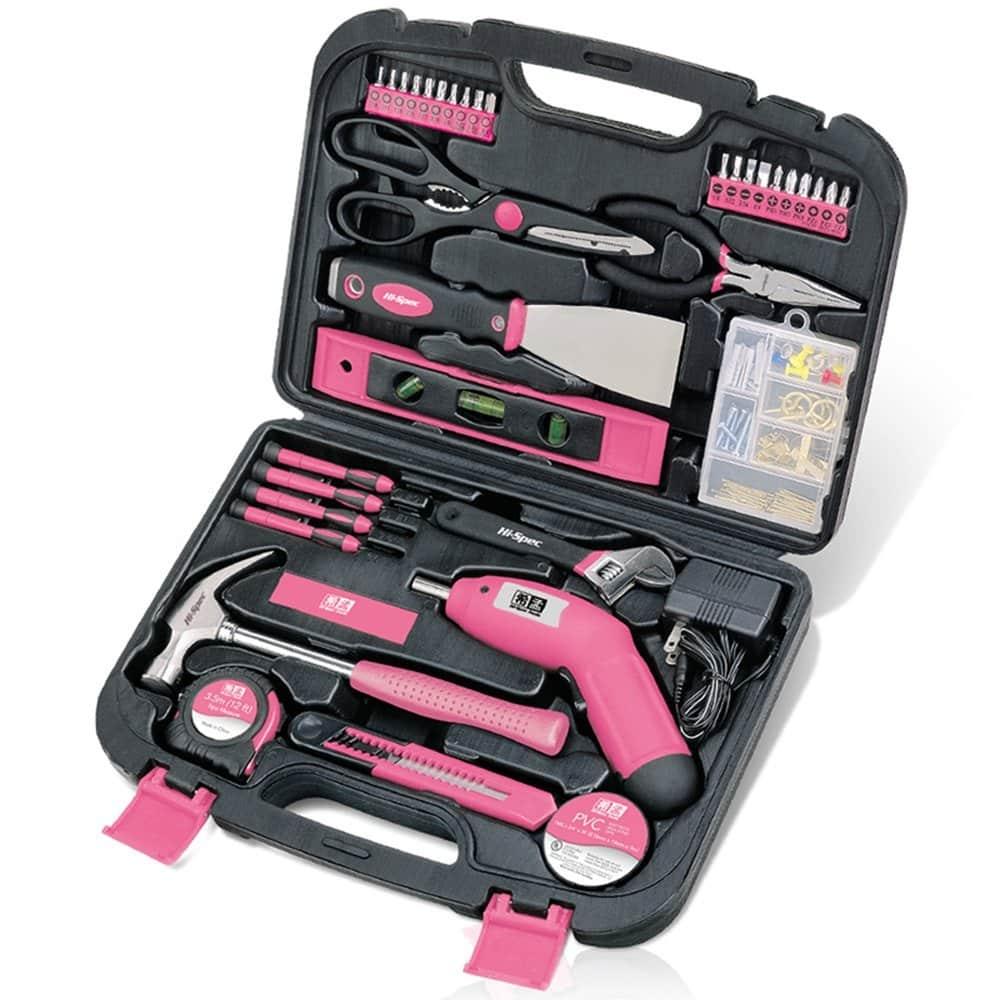perceuse rose toolbox