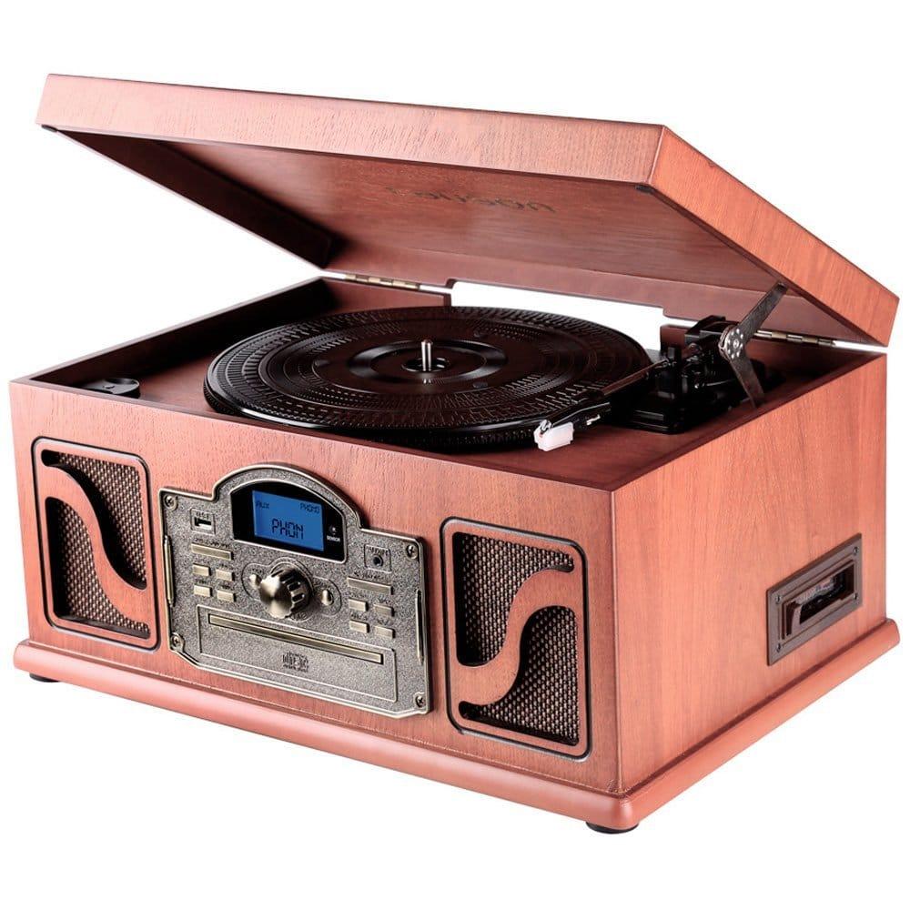 platine vinyle rose Lauson