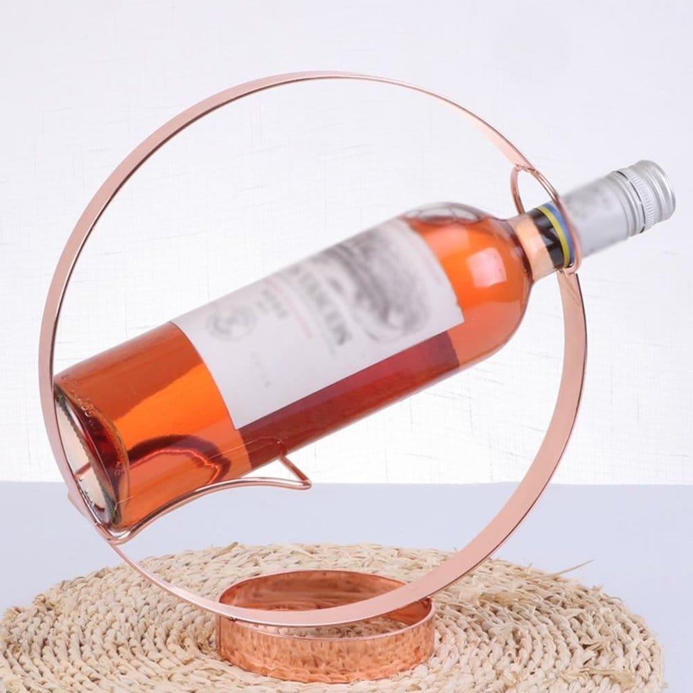 porte-bouteille rose Hetao
