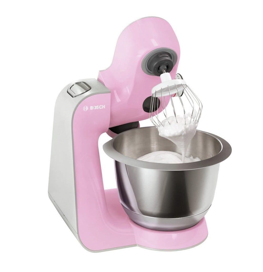 robot de cuisine rose Bosch