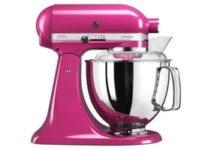 robot de cuisine rose Kitchenaid conseils