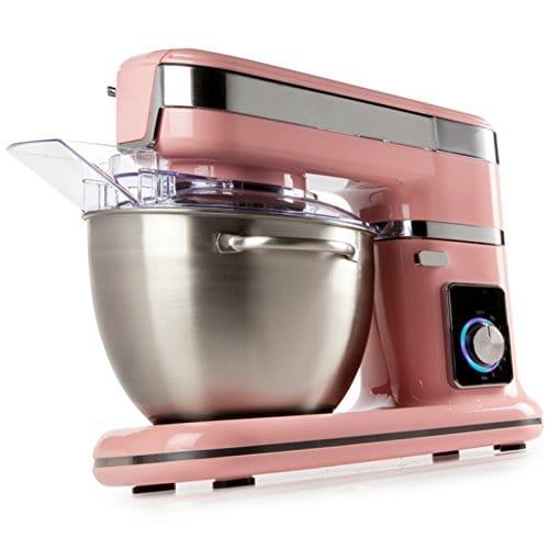 robot de cuisine rose original
