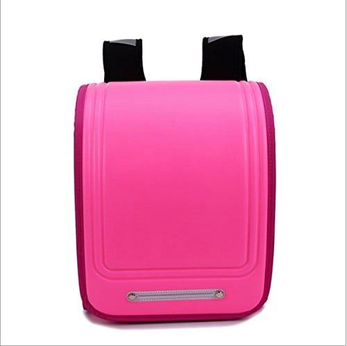 sac a dos enfant rose et noir