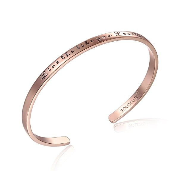 bracelet rose Solocute
