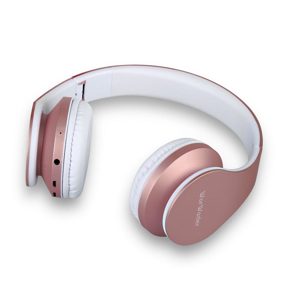 casque audio rose bluetooth de qualite