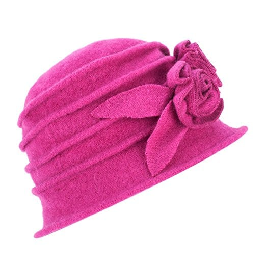chapeau femme rose chapeau rose vintage