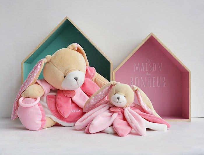 doudou rose maison du bonheur
