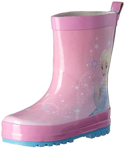 bottes de pluie Frozen