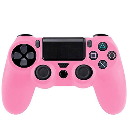 manette de jeu rose playstation 4 PS4