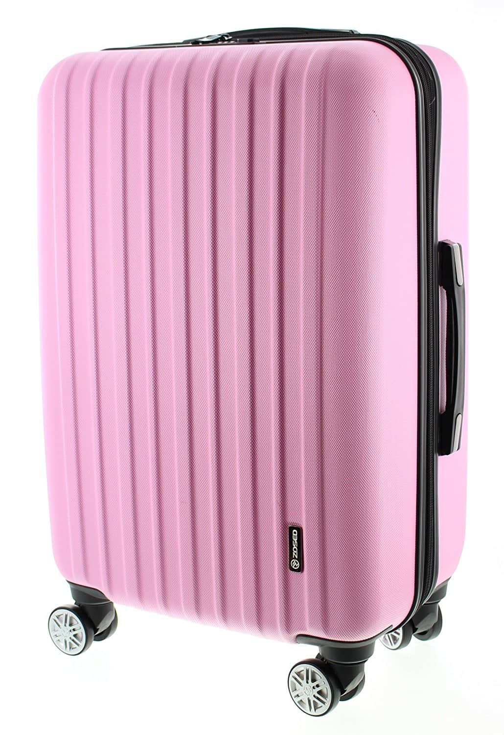 valise rose a roues