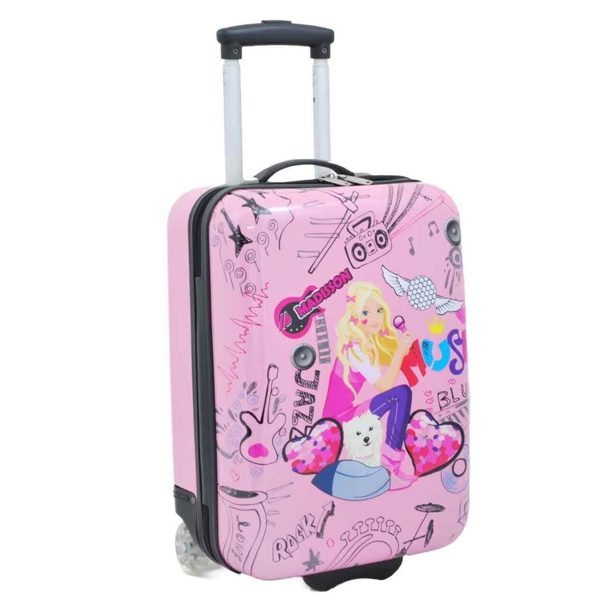valise rose pour un voyage tr s chic cadeaux rose. Black Bedroom Furniture Sets. Home Design Ideas