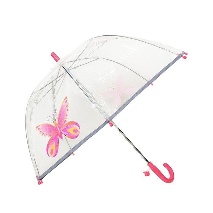 parapluie rose enfant