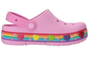crocs rose kids