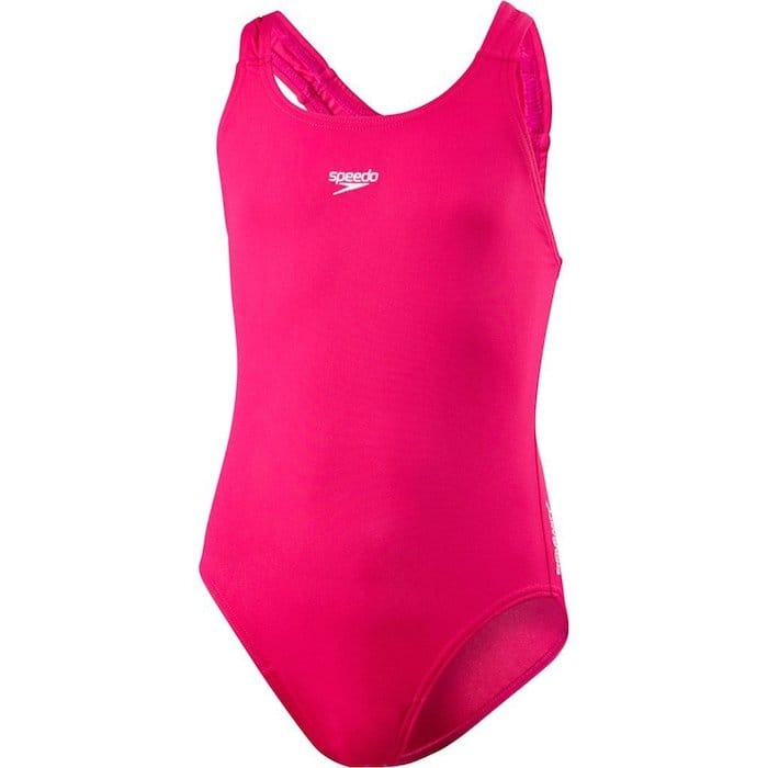 maillot de bain rose Speedo