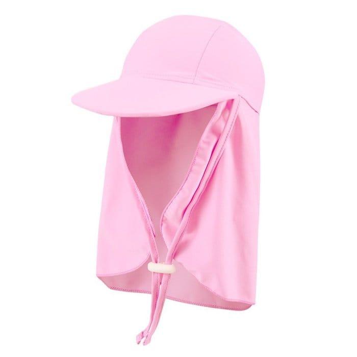 casquette rose bonnet enfant