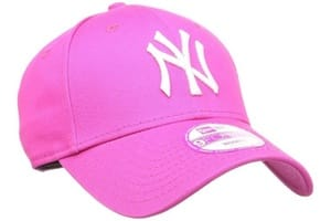 casquette rose mode
